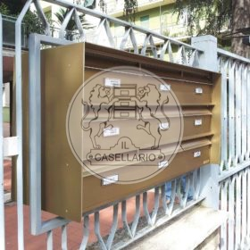 Casellari postali Il Casellario ACP Le Palme - Bacheche Serie E - Modello EDF550 - 3