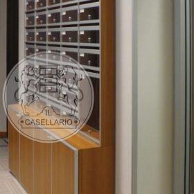 Casellari postali Il Casellario ACP Le Palme - Serie Alluminio31