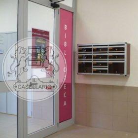 Casellari postali Il Casellario ACP Le Palme - Serie Alluminio41