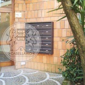 Casellari postali Il Casellario ACP Le Palme - Serie E per esterno - E14