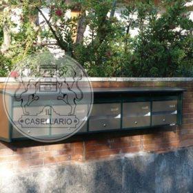 Casellari postali Il Casellario ACP Le Palme - Serie E per esterno - E28