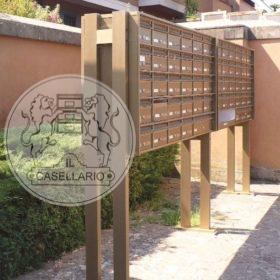 Casellari postali Il Casellario ACP Le Palme - Serie E per esterno - E41