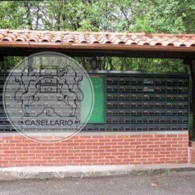 Casellari postali Il Casellario ACP Le Palme - Serie E per esterno - E44
