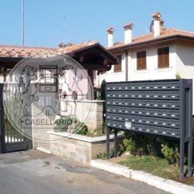Casellari postali Il Casellario ACP Le Palme - Serie E per esterno - E8